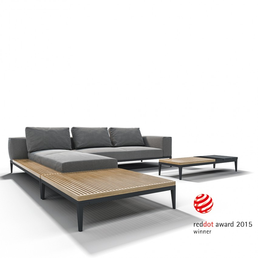 GLOSTER Outdoor Lounge