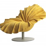 Kenneth Cobonpue - BLOOM Easy Armchair gelb