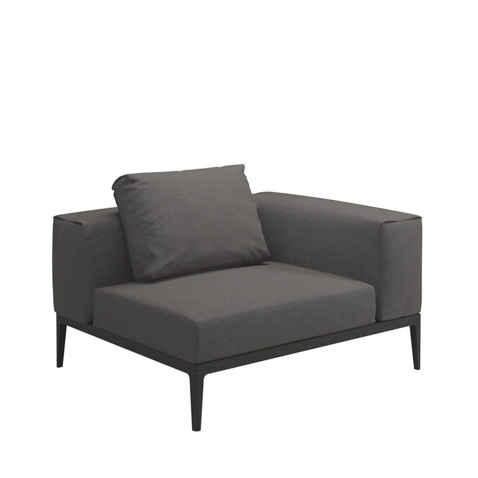 gloster outdoor lounge grid m belwerk wien inspirierte m bel f r drinnen und drau en. Black Bedroom Furniture Sets. Home Design Ideas