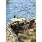 Moebelwerk_FLEX_chair-Bistro_Table_Corian_sand_VITEO_Croce-u-Wir