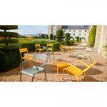 Möbelwerk Fermob Luxembourg Stühle im Park
