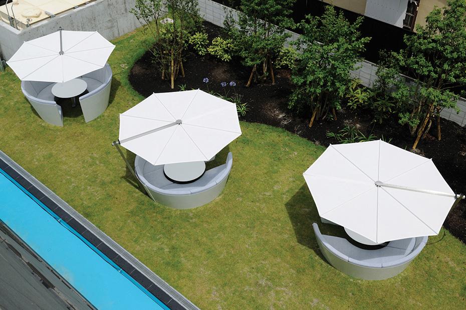 extremis kosmos parasol sonnenschirm m belwerk wien inspirierte m bel f r drinnen und drau en. Black Bedroom Furniture Sets. Home Design Ideas