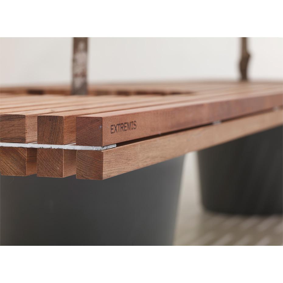 Fantastisch Holzgartenbank Sammlung Von Wohndesign Dekor