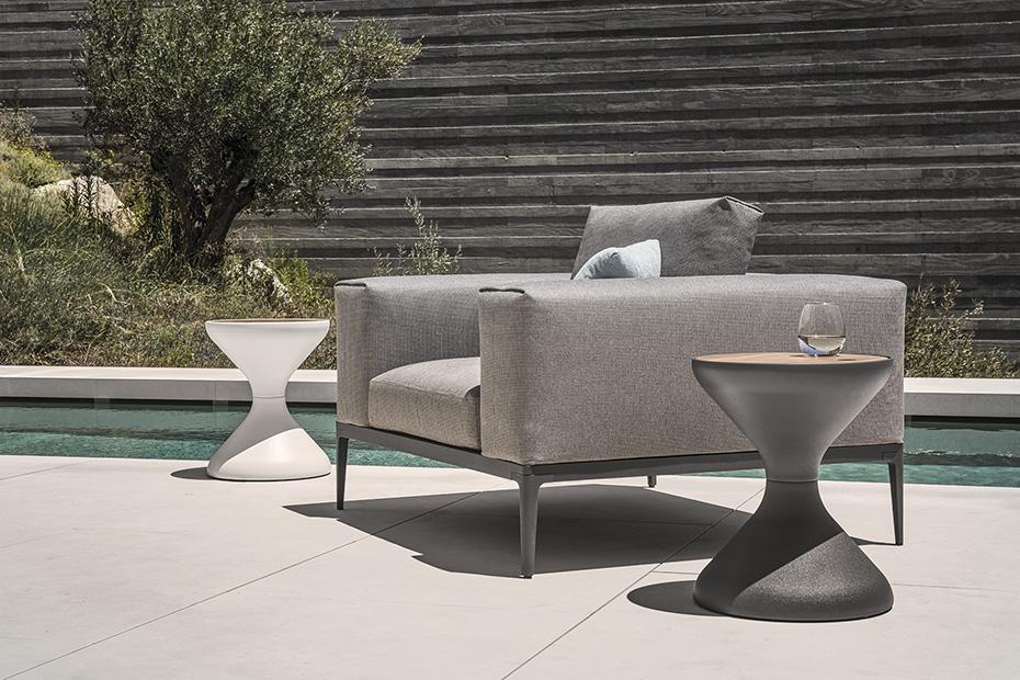 GLOSTER Outdoor Lounge   GRID   MÖBELWERK Wien - inspirierte Möbel ...