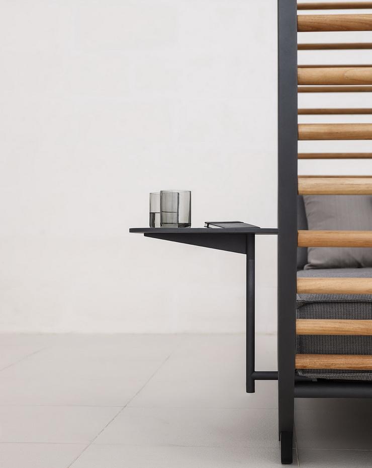 gloster cradle m belwerk wien inspirierte m bel f r drinnen und drau en. Black Bedroom Furniture Sets. Home Design Ideas