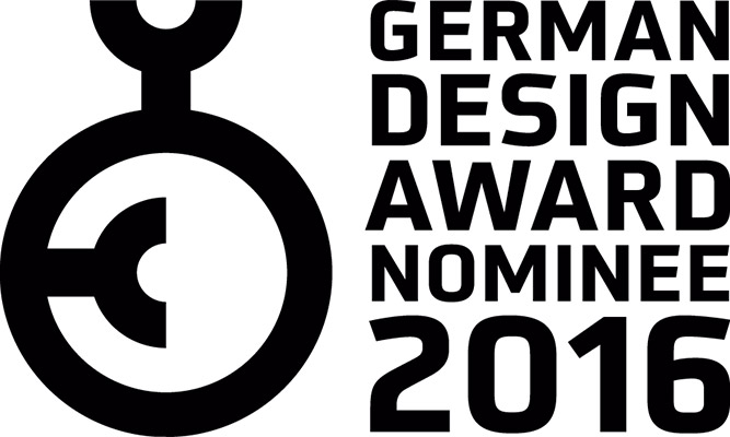 German Design Award Nominee 2016