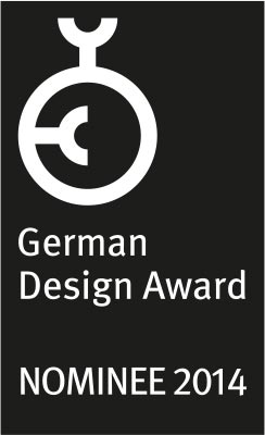 German Design Award – Nominee 2014