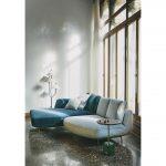 Wittmann Tischchen Acacia, Sofa Andes